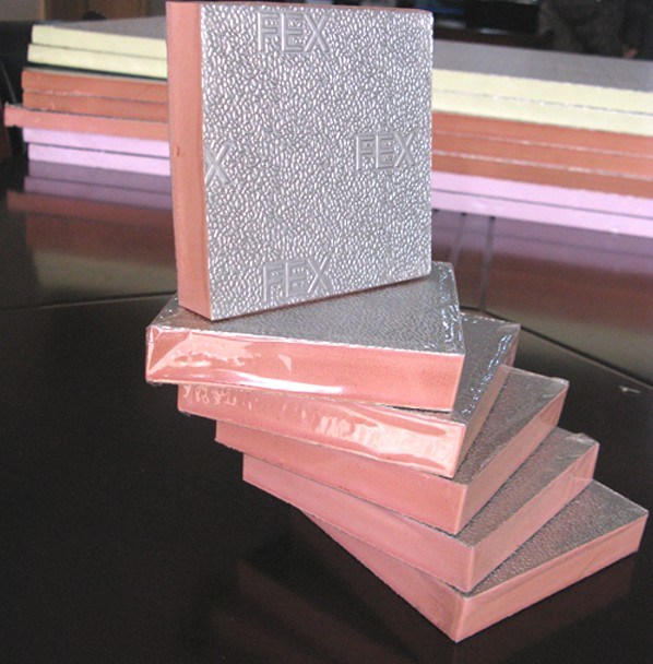 Phenolic Foam Insulation : China phenolic foam duct pre insulated panel photos