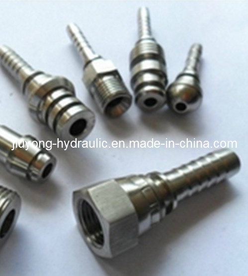 Multiseal Metric Female Swaged Standard Fittings (20111)