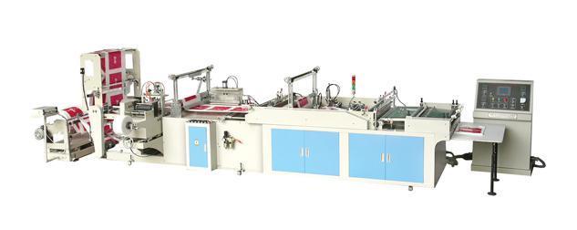Automatic Soft Loop Handle Bag Making Machine (YTF-1000)