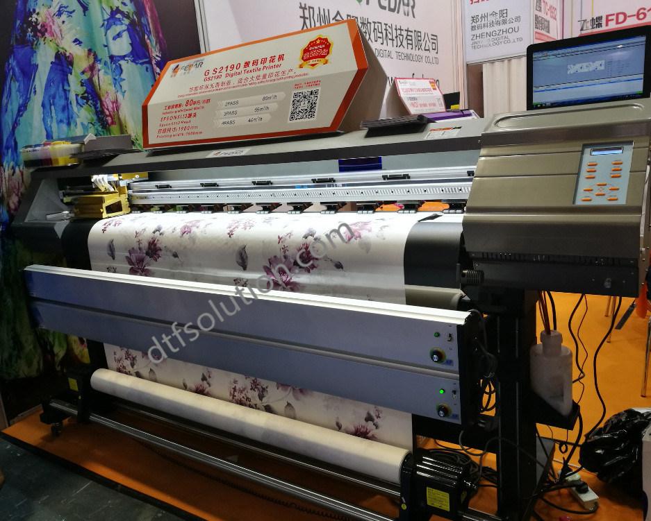 Fd2190 Digital Sublimation Textile Printer
