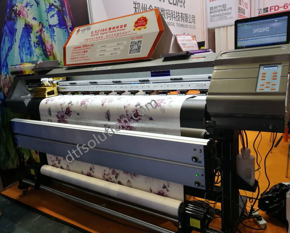 Fd2190 Sublimation Textile Printer