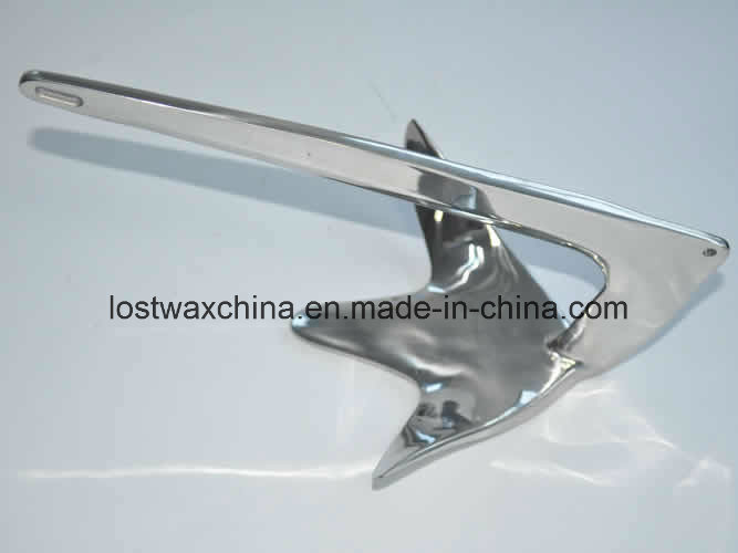 Flolding Grapnel Anchor Stainless Steel