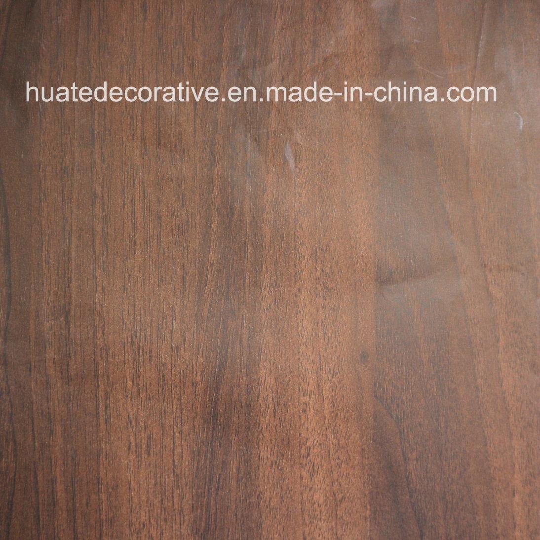 Wild Walnut Design Decorative Paper for Furniture