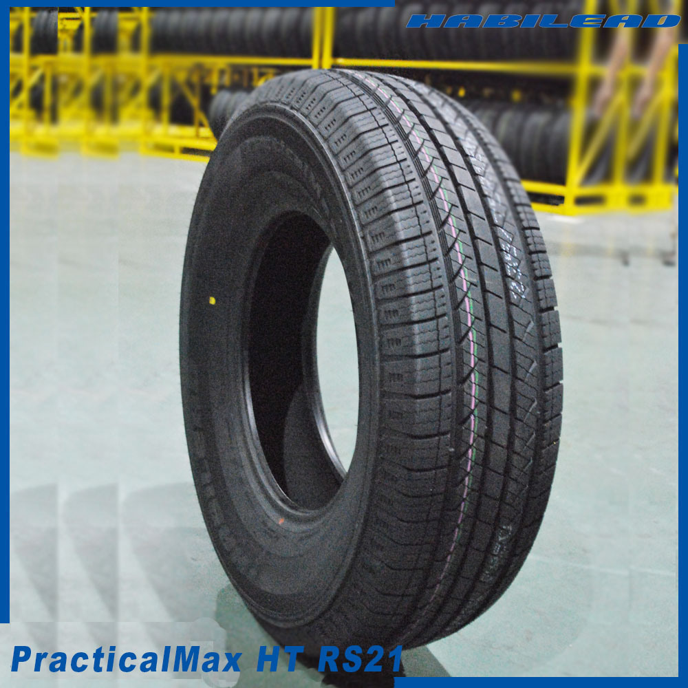 New Chinese City SUV 4X4 Tyre Manufacturers 215 501r7 215 65r17 225 60r17 225 65r17 235 55r17 235 60r17 235 65r17 245 65r17 Radial SUV Tire Price