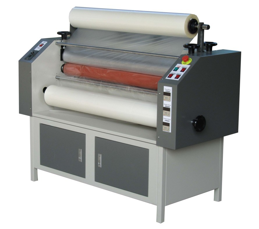 Interlock Embossing Laminator Fw1000