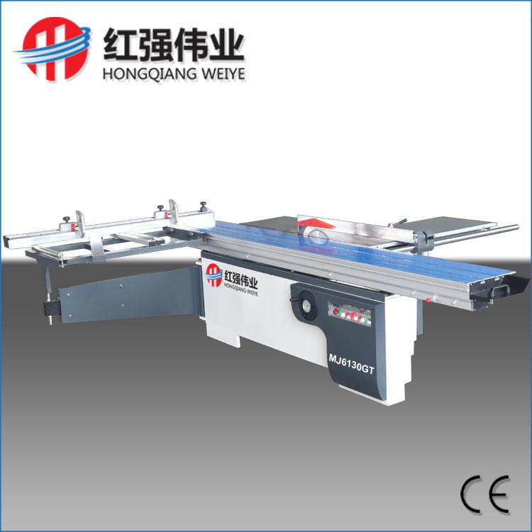 Furniture Cutting Machine /Mj6130gt Sliding Table Saw / Good Quality Wood Panel Saw