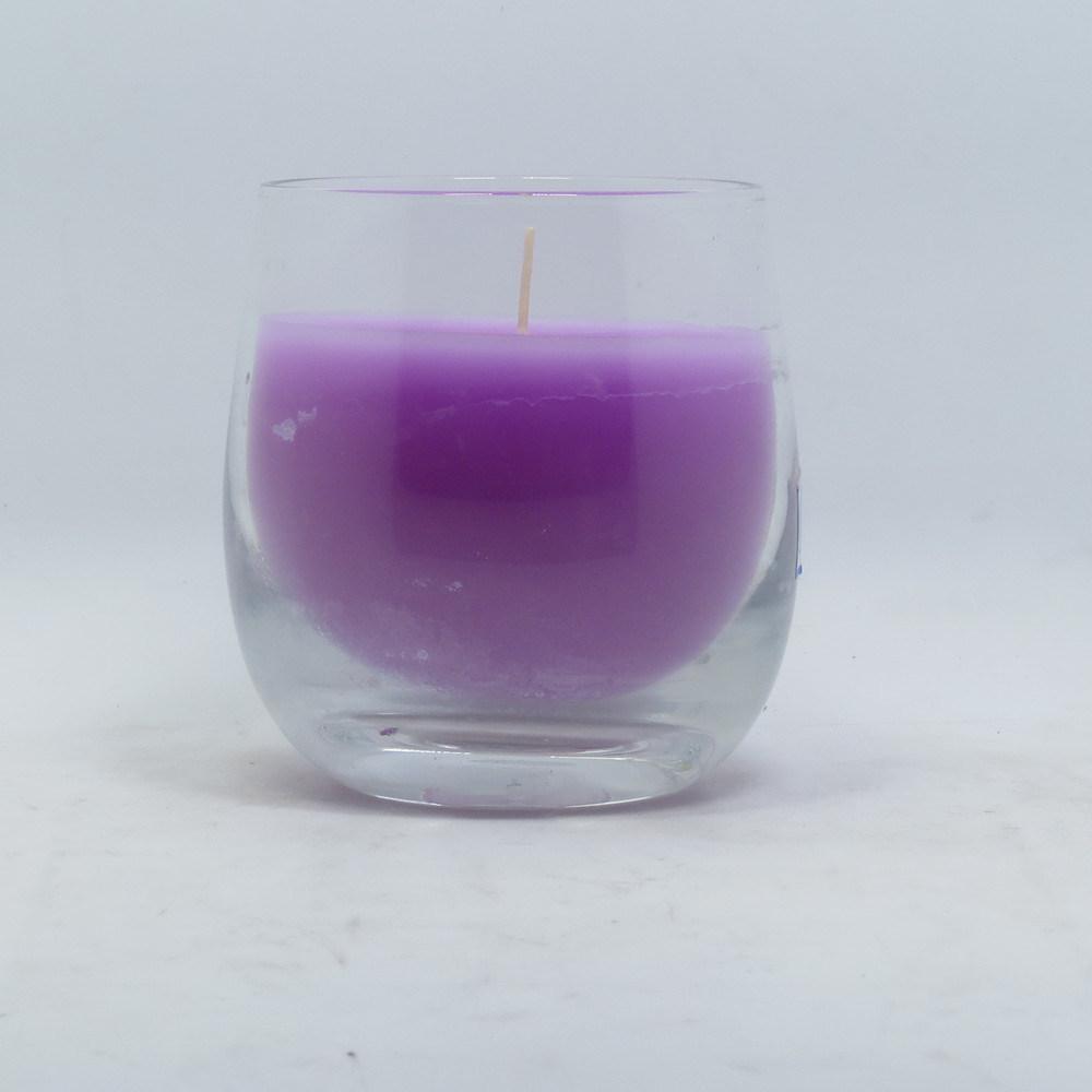 Personalized Long Burn Aroma Wedding Jar Candle