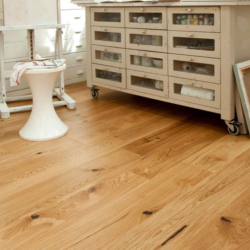 Smooth/Handscraped/Distress Prefinished Engineered Wood Flooring