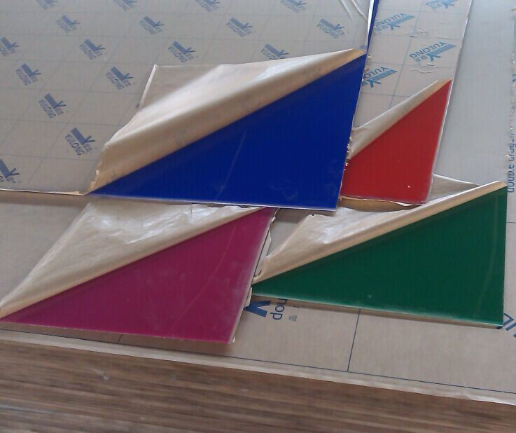 Colors Acrylic Plastic Material Plexiglass