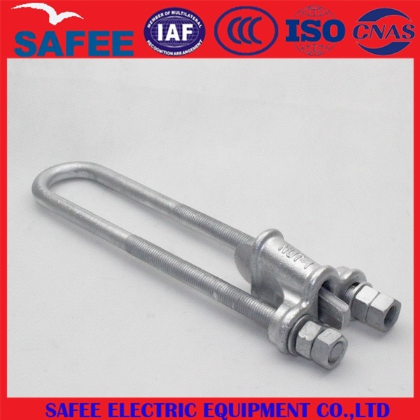 China Suspension Clamp China Strain Clamp Nut, Nu Wedge Clamps (Adjustable Type) - China Nut Wedge Clamps, Strain Clamp