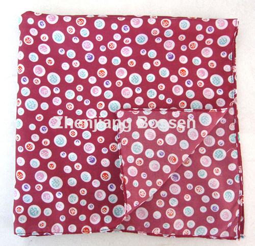 OEM Produce Cheap Customized Design Logo Printed Cotton Head Wrap Bandanna