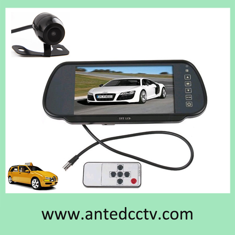 "Car Rear View Camera Systems with 7"" Car LCD Monitor and Reversing Camera"