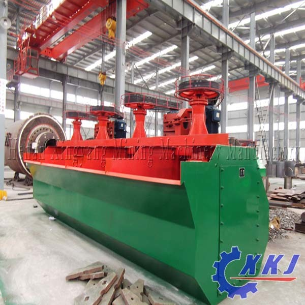 Copper, Gold, Lead Zind Ore Flotation Machine for Ore Beneficiation (SF-1.2)