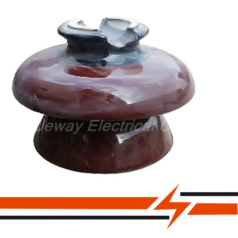 24kv Porcelain Pin Insulator (56-2) with ANSI Approved