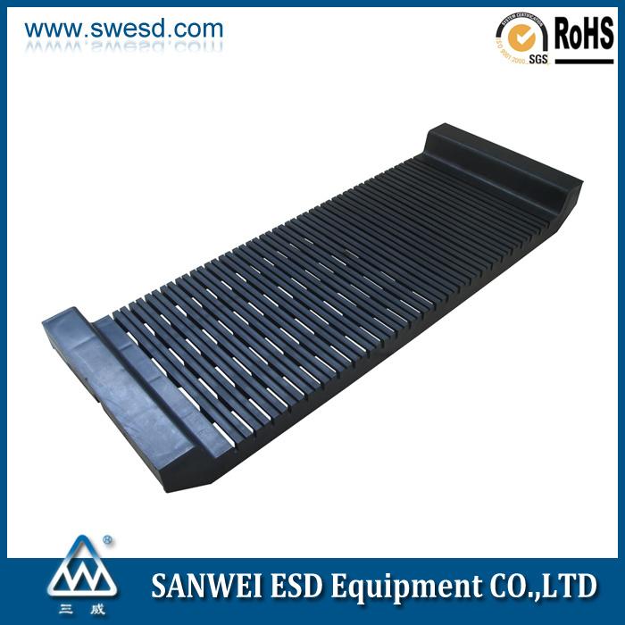 Conductive ESD Plastic PCB Circulation Rack (3W-9805403-1)