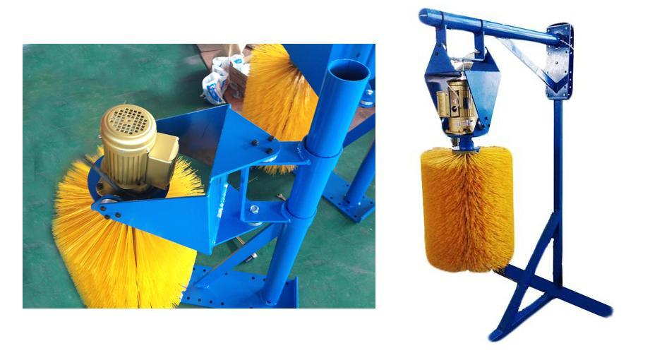 ISO 9001 Certified Cattle Body Brush for Sale
