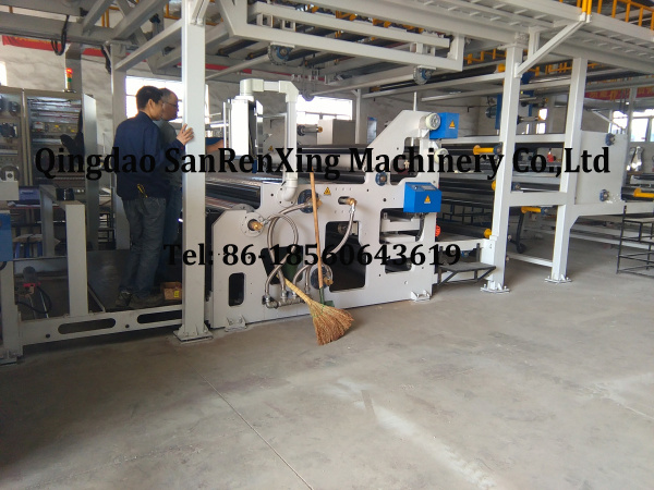 Tpo Waterproof Membrane Production Line