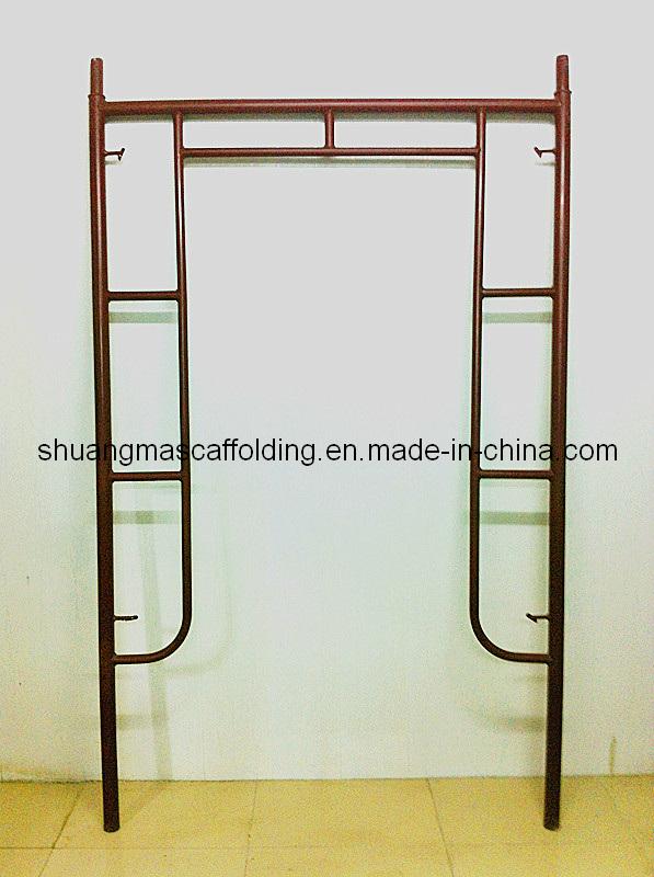Construction Platform Movable Frame Scaffolding