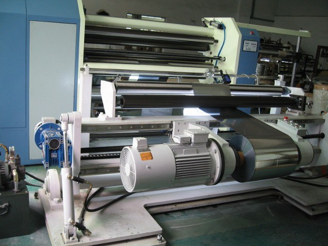 High Speed Slitter Rewinder (SL-1650H)