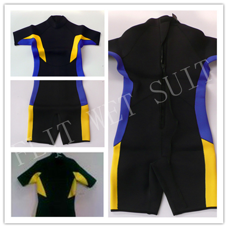 Hot Wet Suit for Personal Watercraft