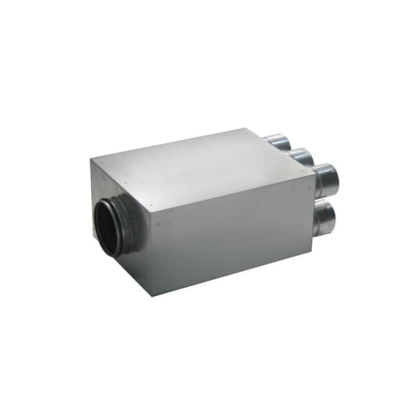 Silencing Distribution Box Sdb125 125mm