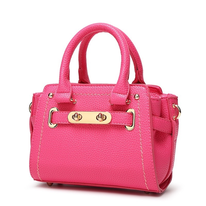 2017 Ladies PU Leather Sling Tote Hand Bags