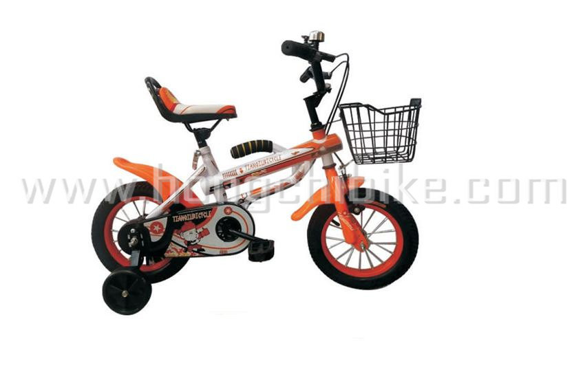 Toys 12 Inch Kids Bike Toy with Assist Wheel (HC-KB-77512)