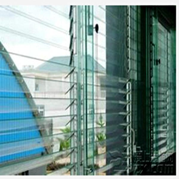 Clear / Bronze Louver Glass