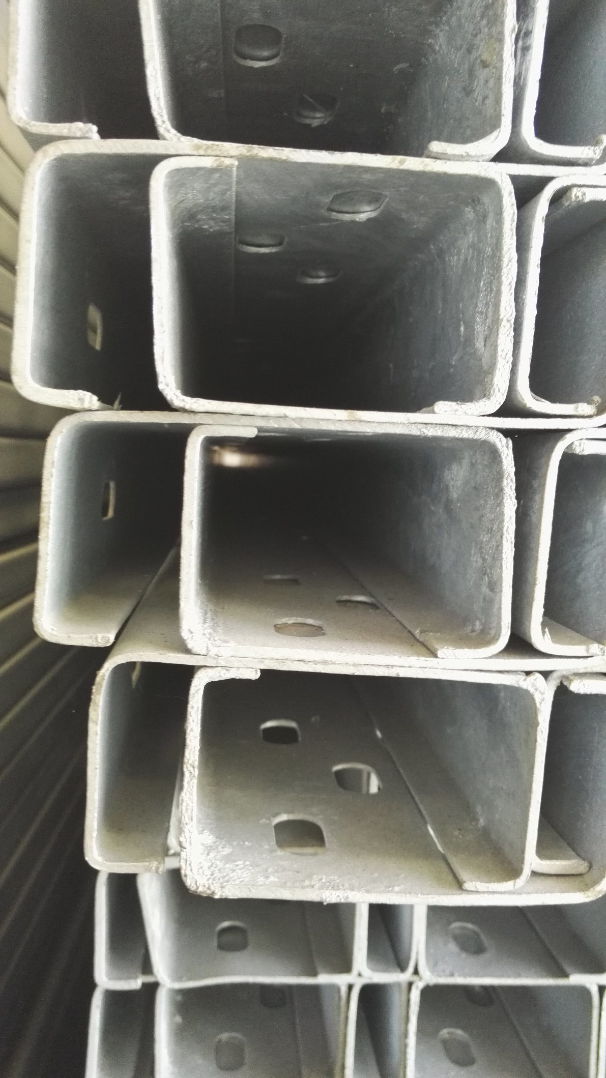 C Channel Steel Purlin (factory price)