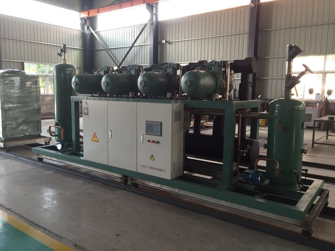 Bitzer High Temperature Piston Parallel Unit Refrigeration Compressor