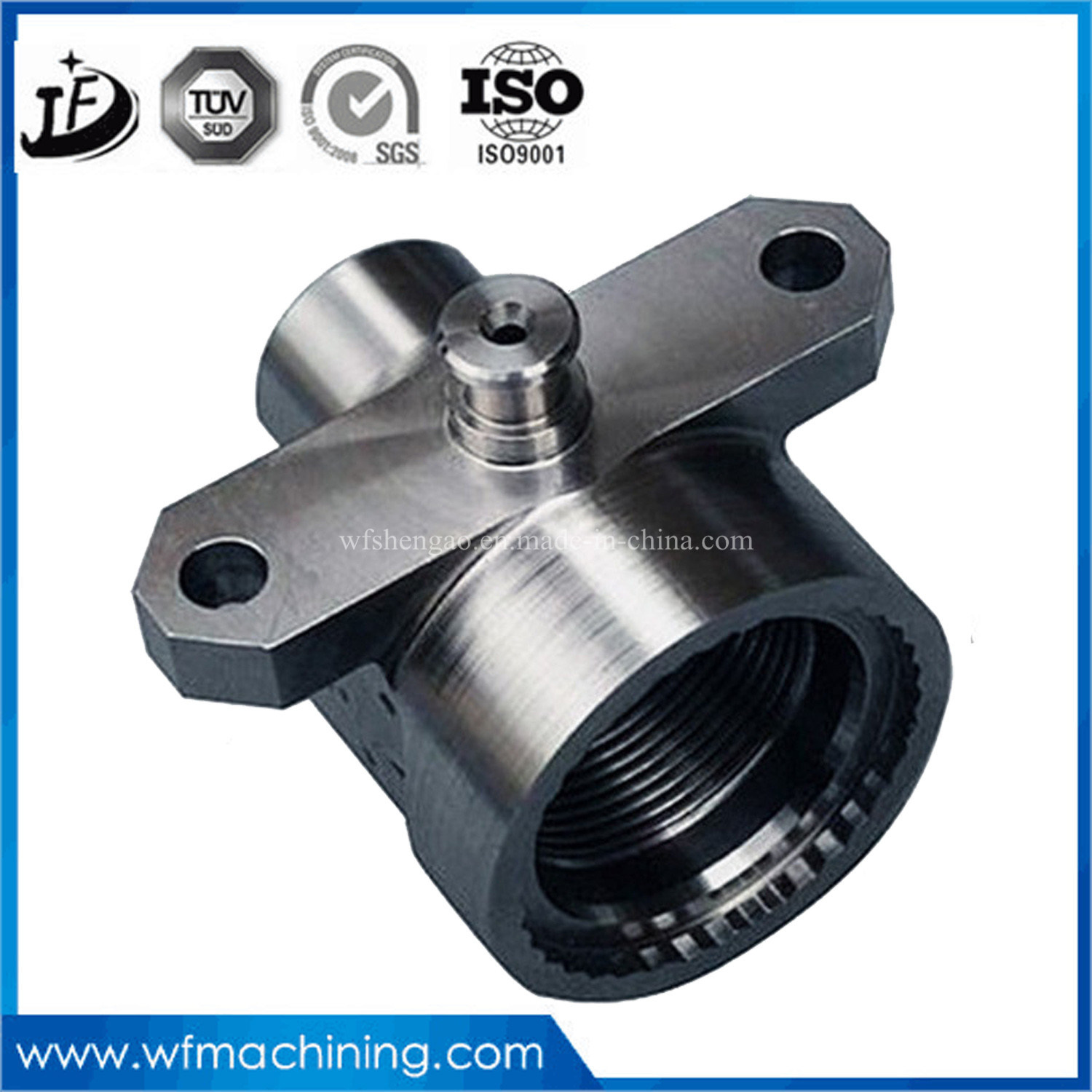 OEM Manufacturer CNC Machining OEM Service/Precision CNC Machining Part/CNC Machining for Construction Machinery Spare Parts