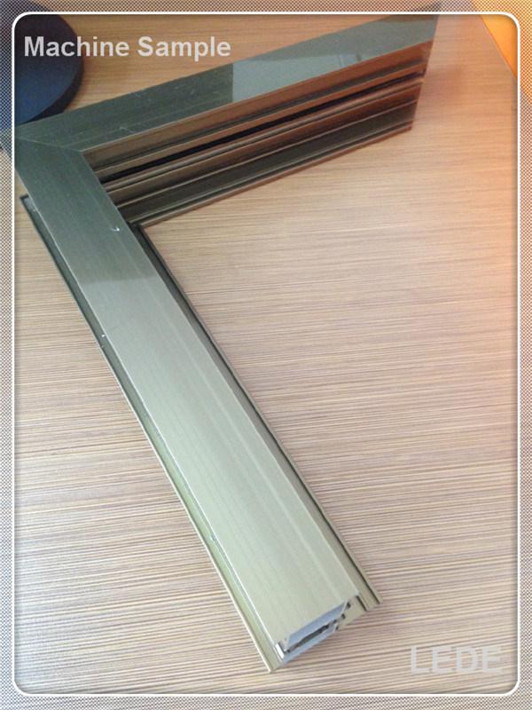Aluminum Window Machine Window and Door Single Mitre Free Angle Cutting Saw
