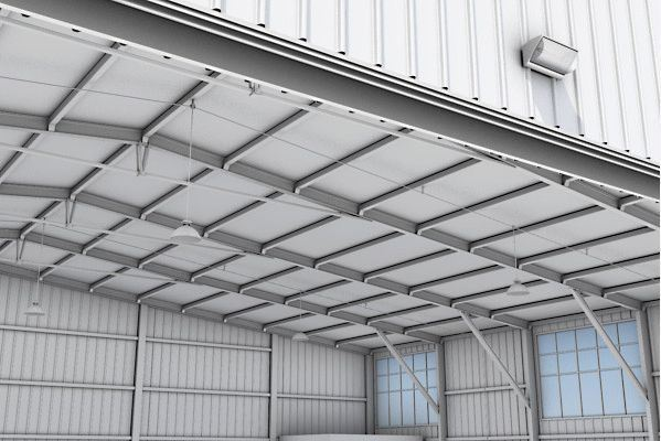Hot Sale Steel Structure Hanger for Aircraft