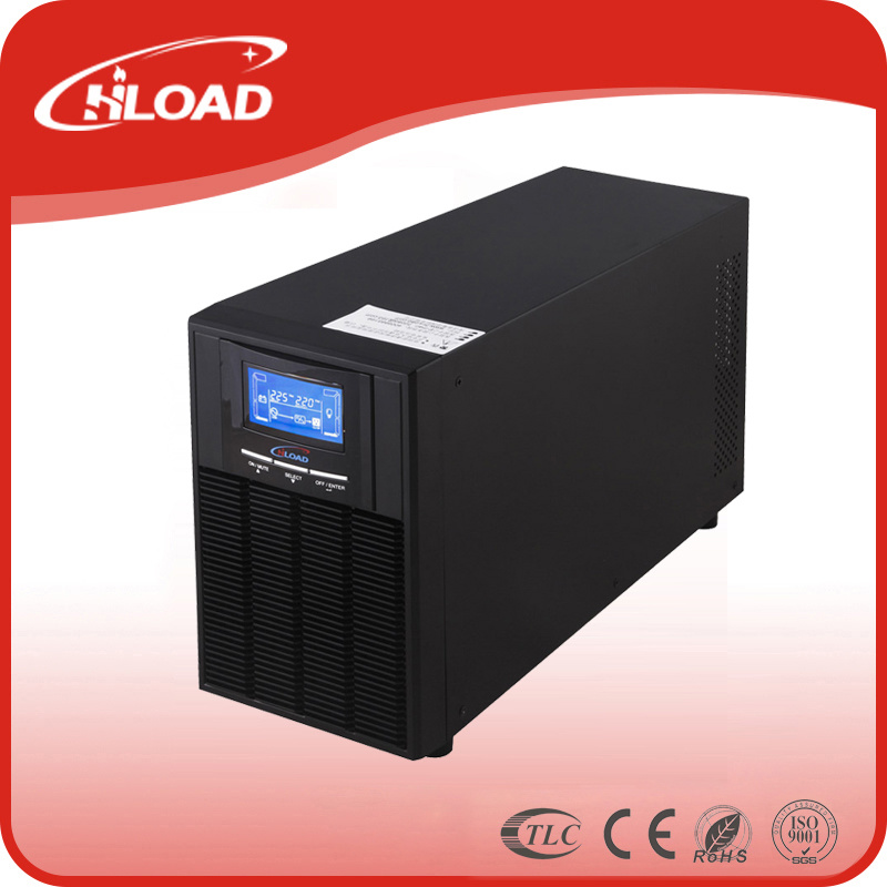 CE Approve192V DC 6kVA Long Backup Online UPS with Bypass