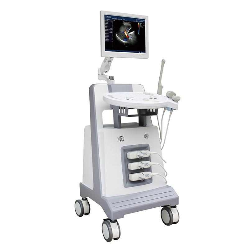 Full Digital Color Doppler Ultrasound Scanner (DCU2)