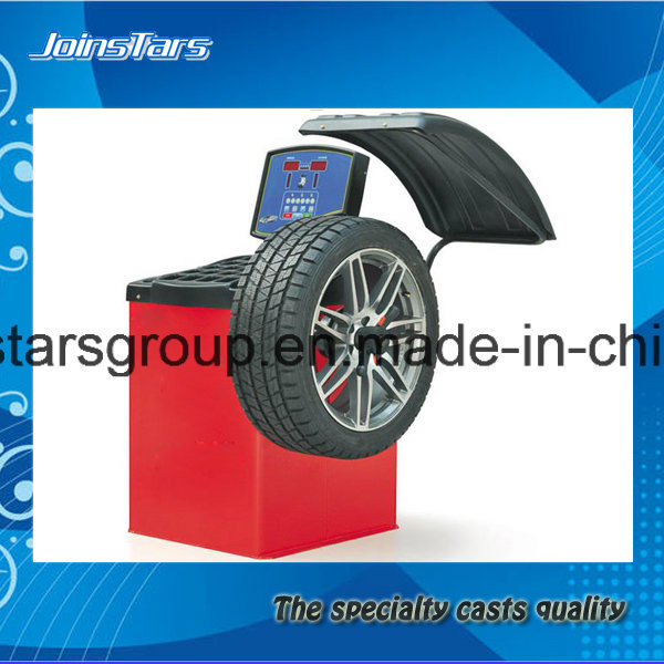 China Made Cheap Truck Ce Wheel Balancer/Wheel Balancer/Car Wheel Balaner/Truck Wheel Balancer/Auto Repair Tool/Auto Repari Equipment