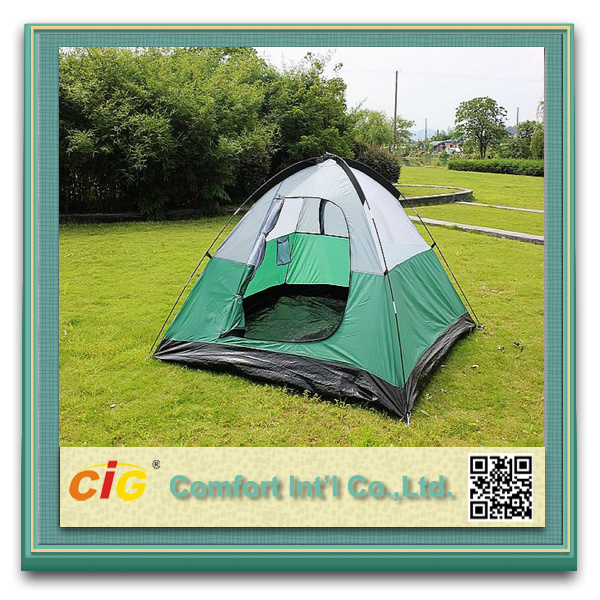 3-4 People Family Wholesale Pagoda Tent