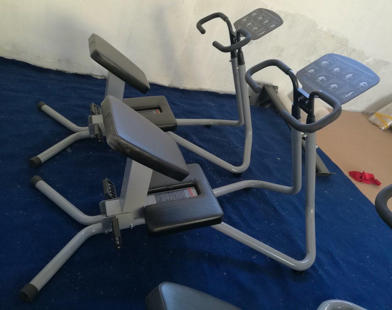 Precor 240I Commercial Series Stretch Trainer (SK-6001)