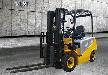 Electric Forklift (1-1.8T)
