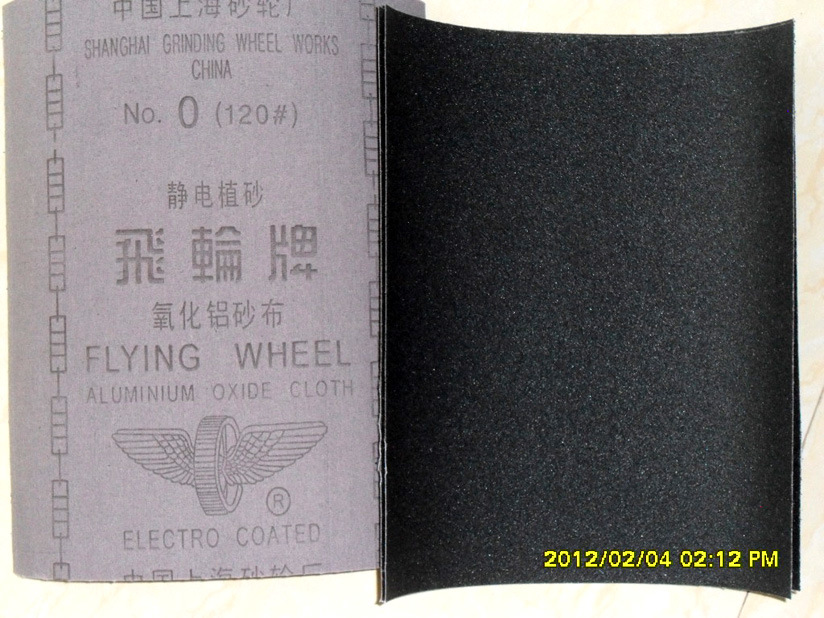 Flying Wheel Abrasive Cloth