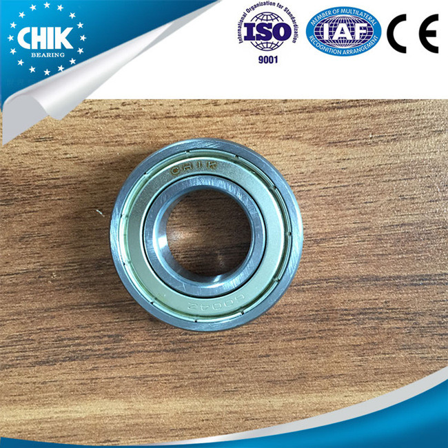 Chik Bearings Ceramic 6202 2RS Zz Ball Bearing Pulley 15*35*11mm Bearing