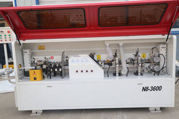 Automatic Edge Banding Machine From Qingdao /Hq3600A Edge Banding Machine