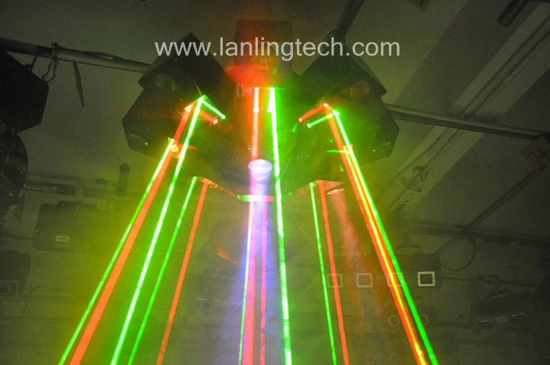 Stage LED Laser Light/Disco LED Laser Lighting