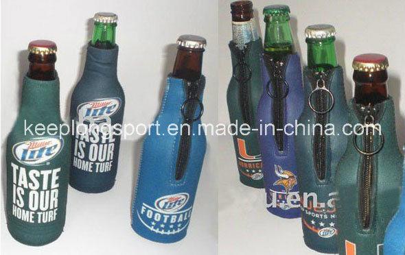 New Deisgn Custom Professional Neoprene Bottle Holder, Bottle Cooler Bag