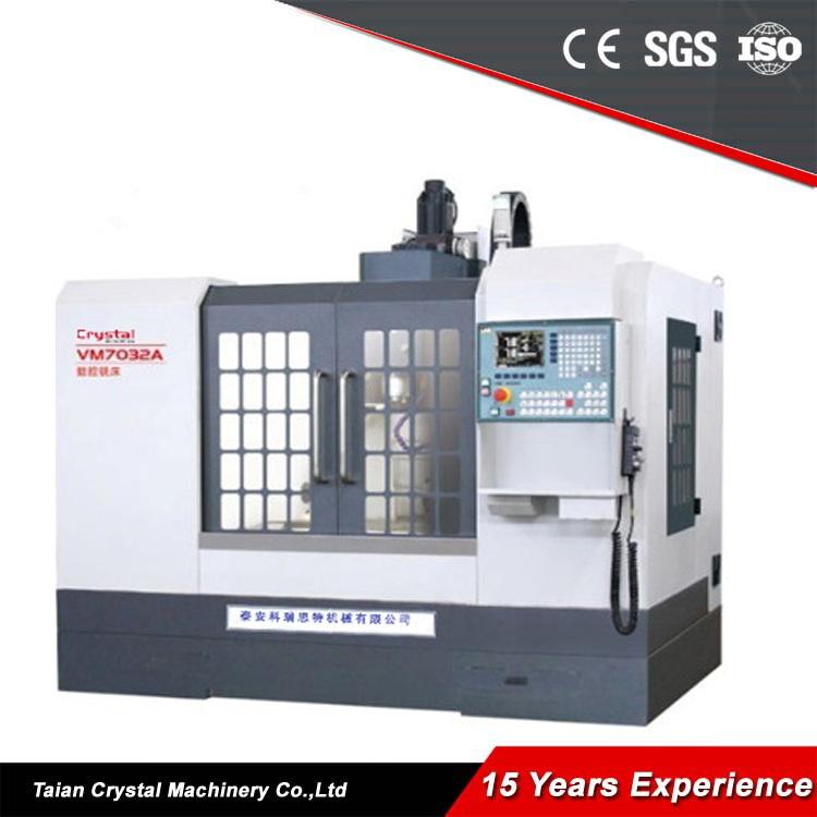 Vmc Machine Price 4 Axis CNC Milling Machine Vmc7032