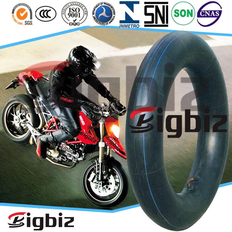 Qingdao Factory 130/90-15 Vee Rubber Motorcycle Inner Tube.