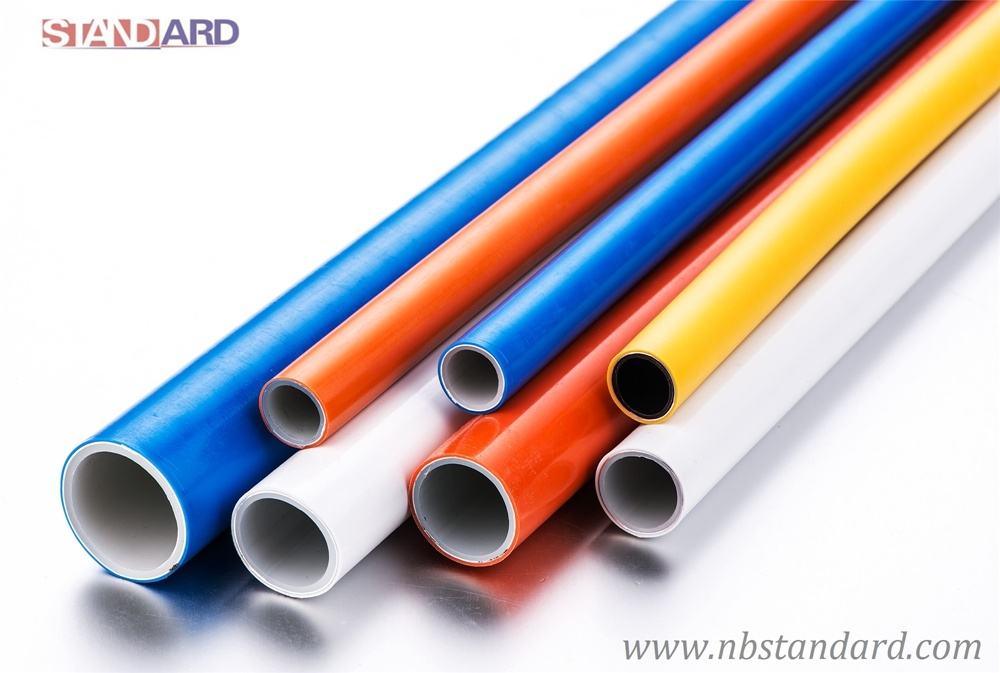 Pex-Al-Pex Pipe with Different Color