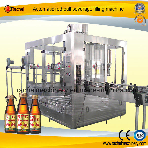 Automatic Red Bull Beverage Filling Machine