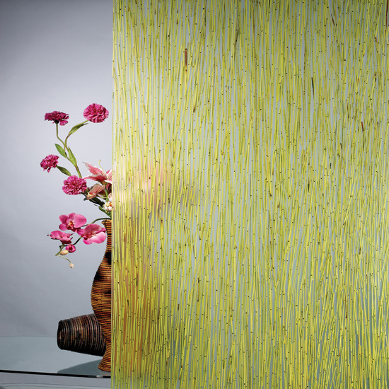 1 2 Resin Panel : China acrylic resin panel with mini bamboo zr