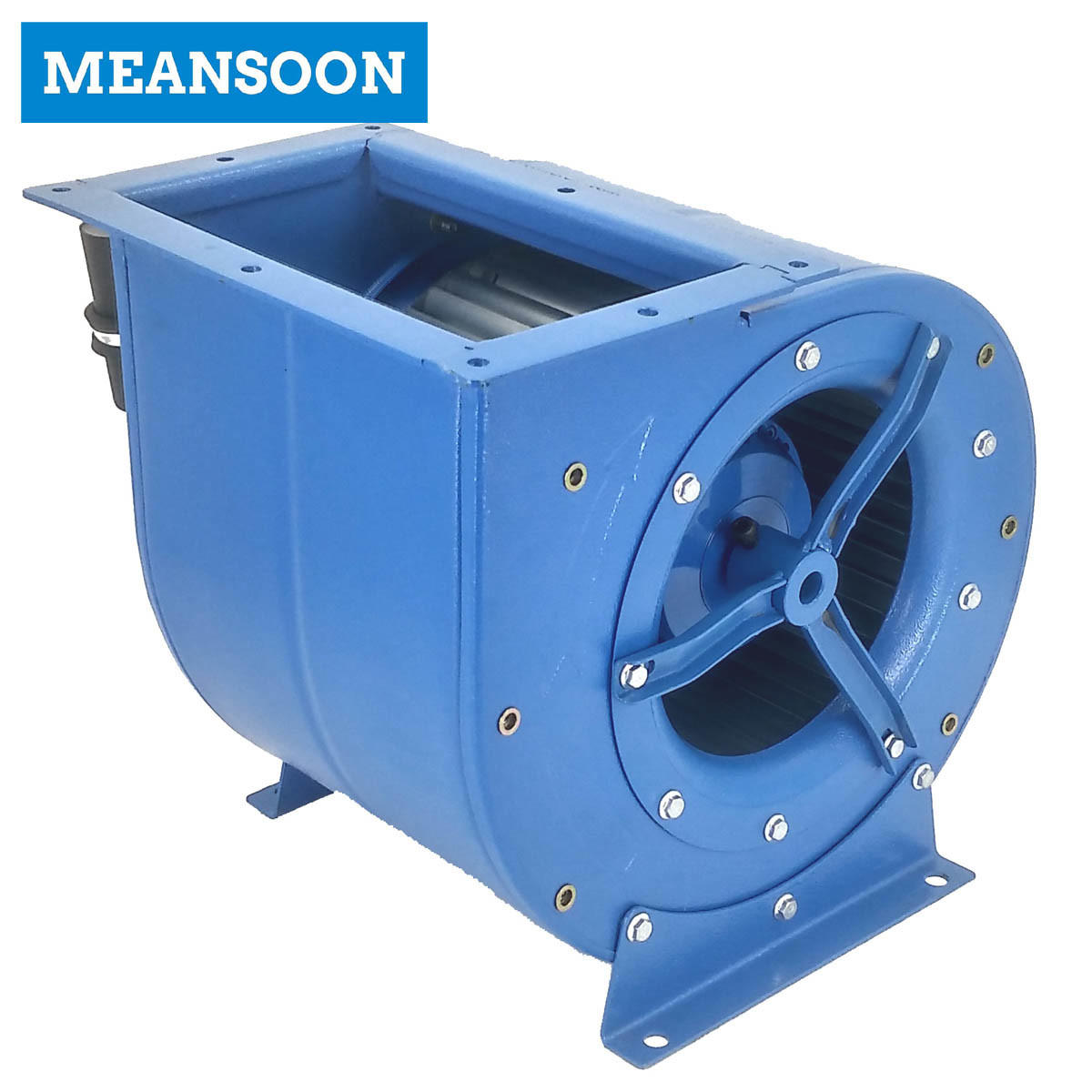 500 Double Inlet Centrifugal Radial Fan with Exeternal Rotor Motor